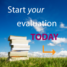 Start your evaluation today! Click Here.